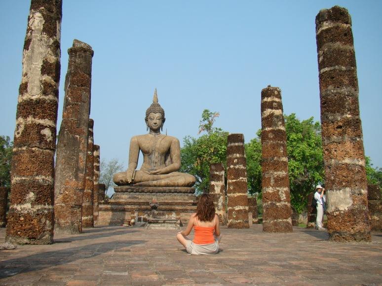 En Ayutayha (Thailandia)